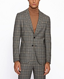 BOSS Men's Nolvay1 Slim-Fit Jacket