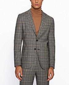 BOSS Men's Nolvay1 Slim-Fit Jacket
