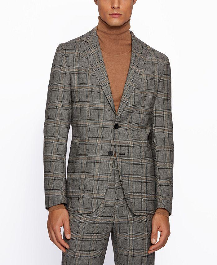 Hugo Boss - Men's Nolvay1 Slim-Fit Jacket