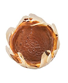 """8"""" Basque Cheesecake"""