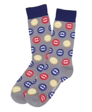 Men's Batman Dot Sock
