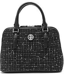 Boucle Dome Satchel, Created for Macy's
