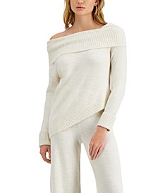 Layla Off-the-Shoulder Sweater