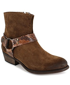 Women's Layza Strapped Booties