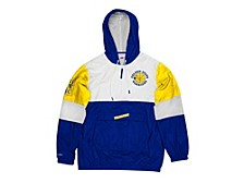 Golden State Warriors Men's Surprise Win Windbreaker