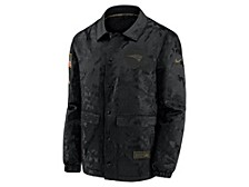 New England Patriots Men's Salute to Service Jacket