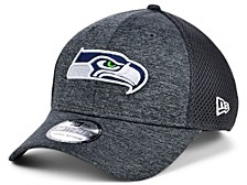 Seattle Seahawks Graph Shadow Tech Neo 39THIRTY Cap