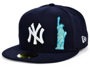 New Era NEW YORK YANKEES LIBERTY 59FIFTY CAP