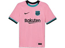 Youth FC Barcelona Soccer Club Team 3rd Stadium Jersey
