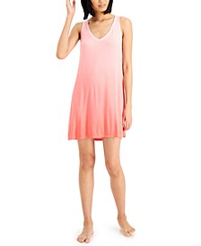 V-Neck Sleeveless Nightgown, Created for Macy's