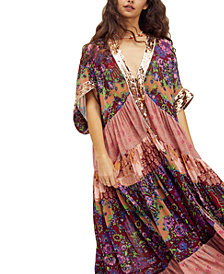 Free People One Fine Day Maxi Top