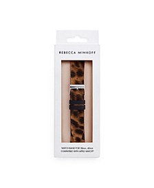 Women's Apple Watch® Strap Leopard