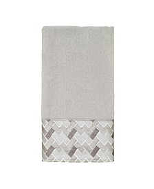 "Carrara 11"" x 18"" Fingertip Towel"