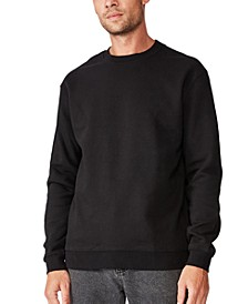 Men's Essential Crew Fleece
