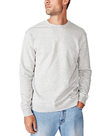 Men's Essential Crew Fleece