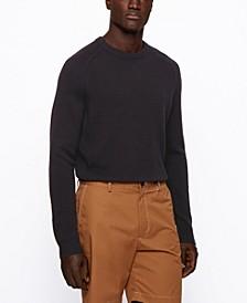 BOSS Men's Davido Regular-Fit Sweater
