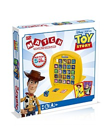Game of Match - Toy Story Card Game
