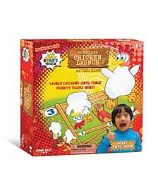 Boneless Chicken Launch Action Game