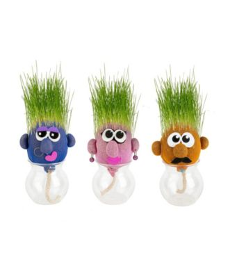 Orb SproutiPalz Sprout and Style Hair Growing Figures - 3 Pack