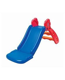 Grow N Up 2-in-1 Basketball Hoop to Slide