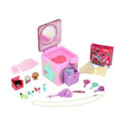Funlockets Secret Surprise Pet Parlour Jewelry Box Activity Set