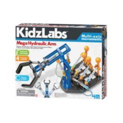 4M Kidzlabs Mega Hydraulic Arm Robotic Science Kit
