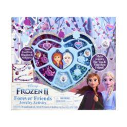 Frozen 2 Forever Friends Best Friends Jewelry Activity Set