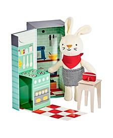 Rubie the Rabbit Playset