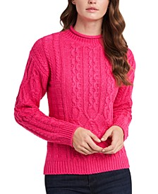 Brielle Cable-Knit Sweater, Created for Macy's