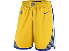 Men's Golden State Warriors Statement Swingman Shorts