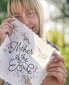 Mother of the Bride Handkerchief