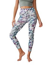Women's Love You A Latte 7/8 Active Tights