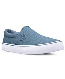 Men's Clipper Linen Classic Slip-On Fashion Sneaker