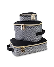 Pack Like a Boss Packing Cubes, Set of 3