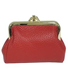 Women's Triple Frame Wallet