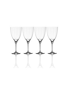 Berlin Red Wine Glass Set of 4, 17 oz