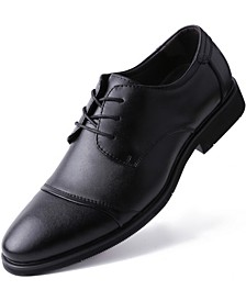 Men's Standard Toe Oxford Dress Shoes