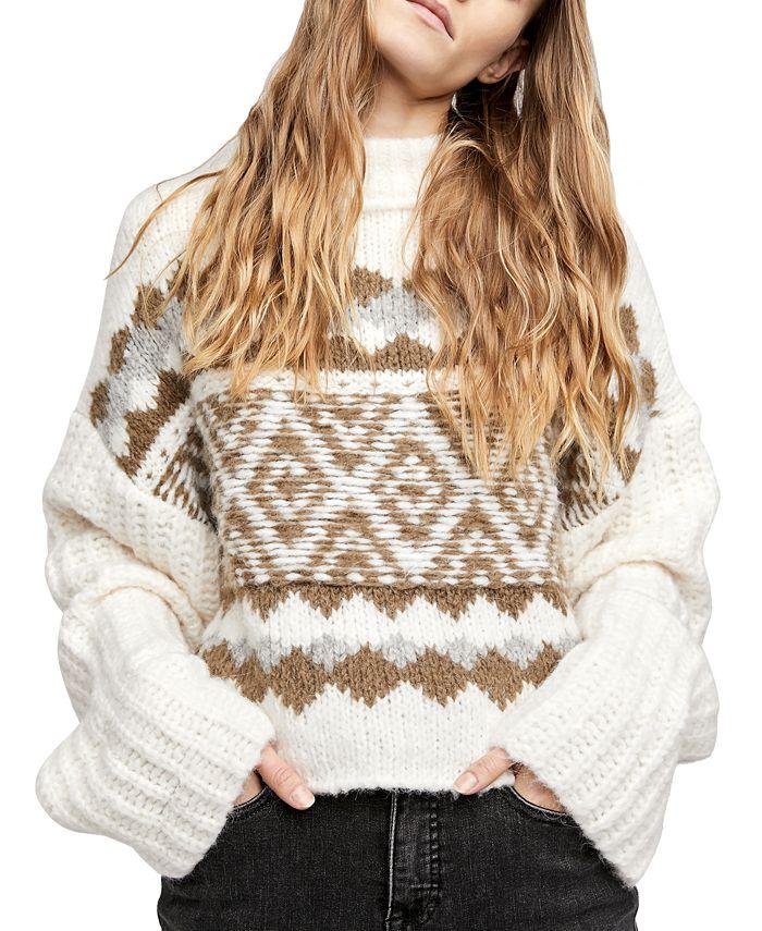 Free People - Alpine Pullover Sweater