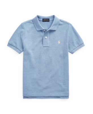 폴로 랄프로렌 Polo Ralph Lauren Toddler Boys Mesh Polo Shirt