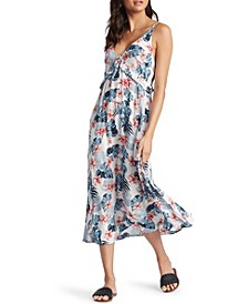 Women's Close to Sea Midi Dress