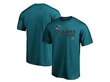 San Jose Sharks Men's Locker Room Prime T-Shirt