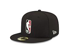 Houston Rockets Logo Man Team Color 59FIFTY Cap