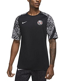 Club America Soccer Club Team Men's Prematch Shirt