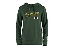 5th and Ocean Women's Green Bay Packers Team Hoodie