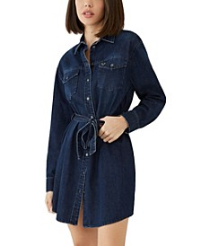Women's Georgia Shirt Dress