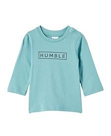 Baby Boys Jamie Long Sleeve T-shirt