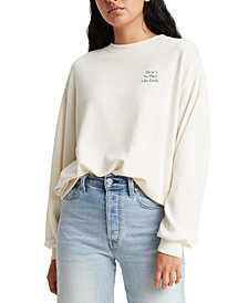 Levi's® Graphic Print Sweatshirt