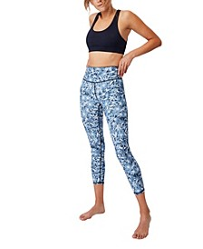 Women's Reversible 7/8 Tight