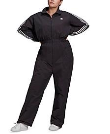 adidas Plus Size Originals Boiler Suit