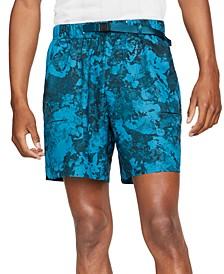 Men's Flex Slam Camo Shorts